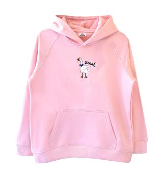 Bluza dziecięca  pink gąska