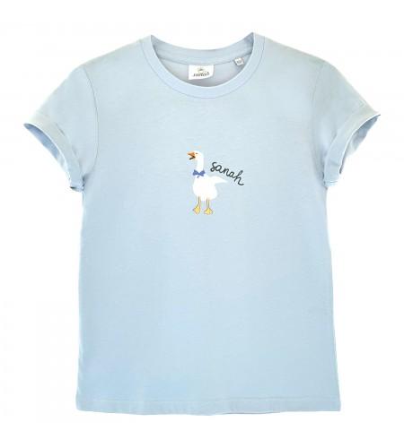 Koszulka dziecięca blue gąska